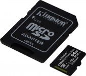 Карта памяти MicroSD 64GB Class 10 UHS-I Kingston SDCS2/64GB