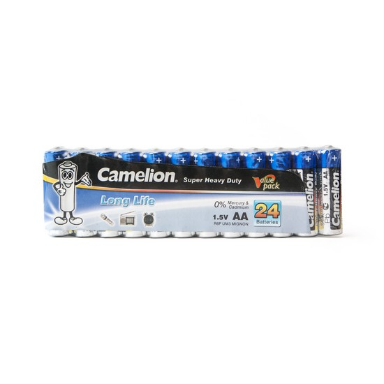 Батарейка CAMELION Super Heavy Duty R6P-SP24B
